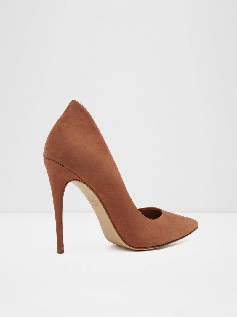 Aldo Brown Stiletto Shoes