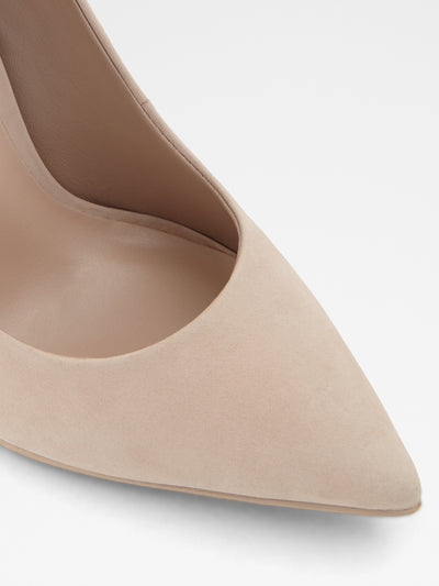 Aldo Beige Stiletto Shoes
