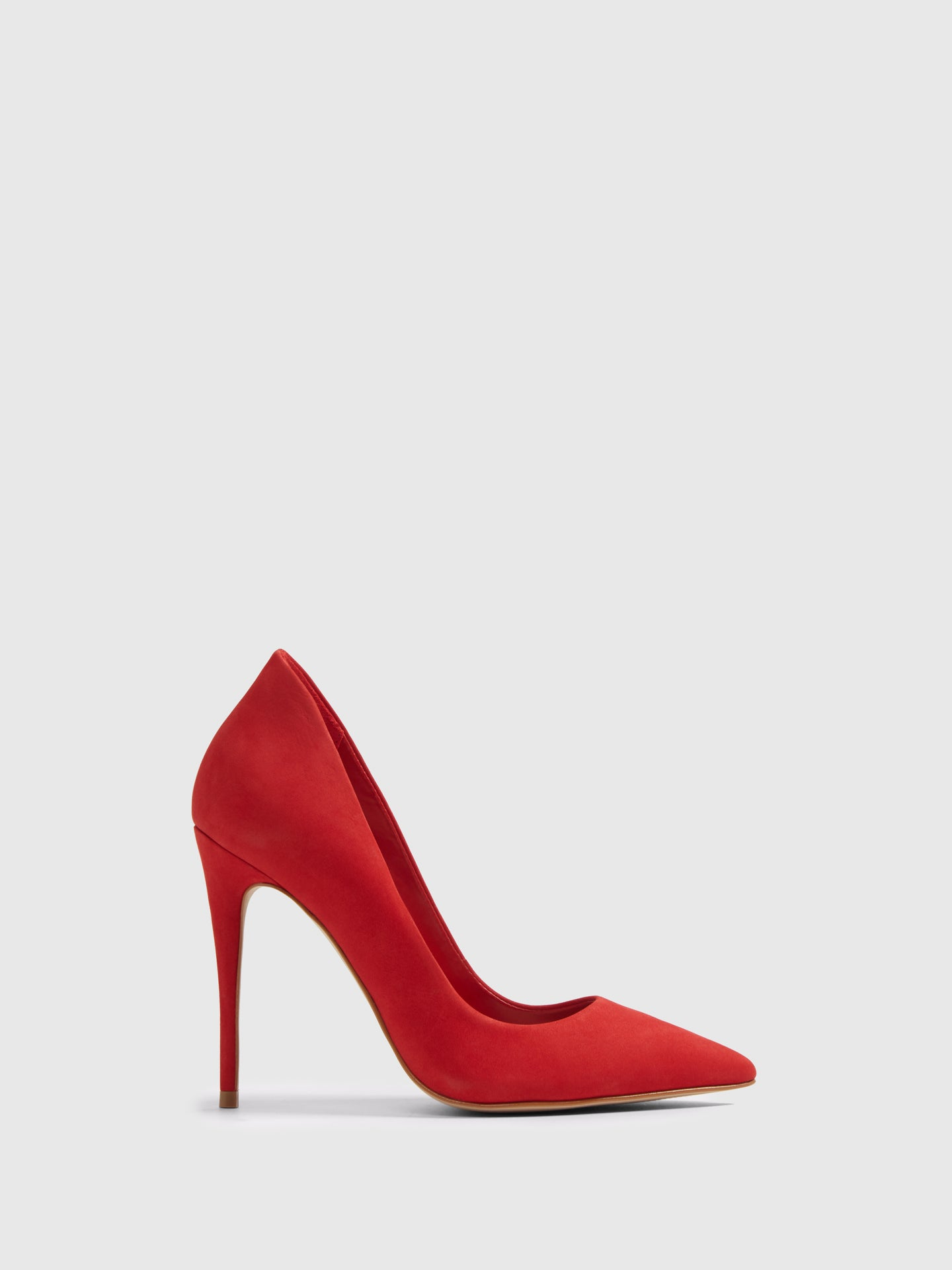 Aldo Red Stiletto Shoes