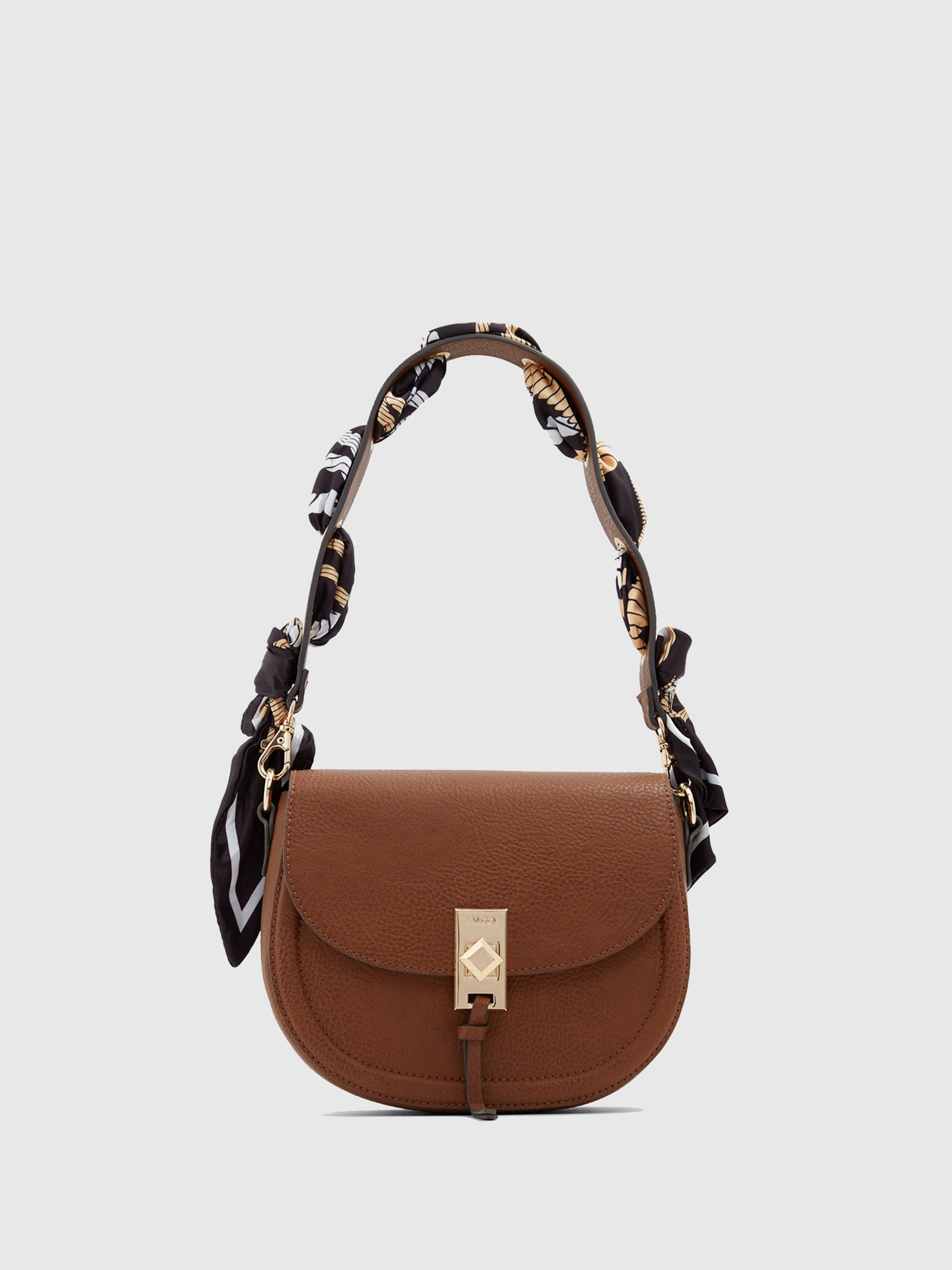 Aldo Brown Shoulder Bag