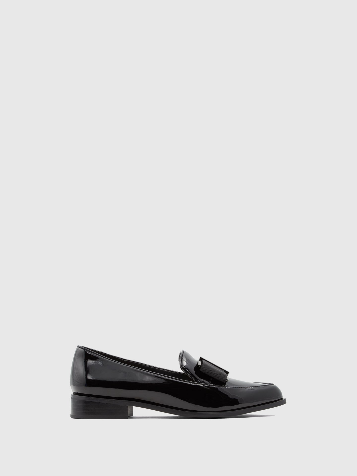 Aldo Black Round Toe Shoes