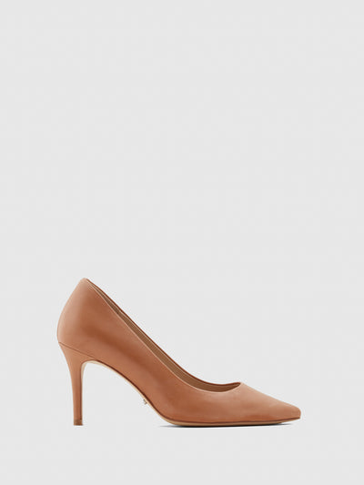 Aldo Brown Pointed Toe Shoes