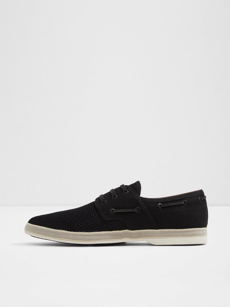 Aldo Black Lace-up Espadrilles