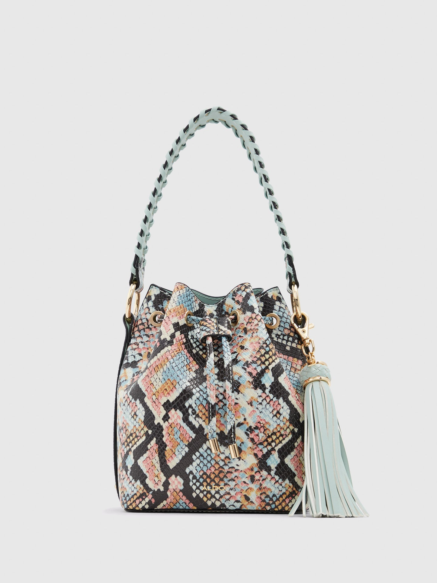 Aldo Multicolor Shoulder Bag