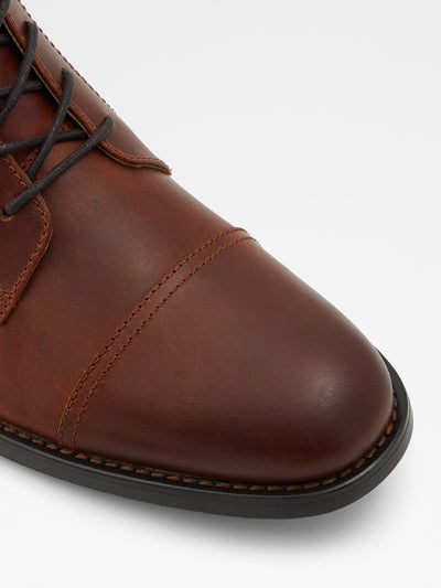 Aldo Brown Lace-up Boots