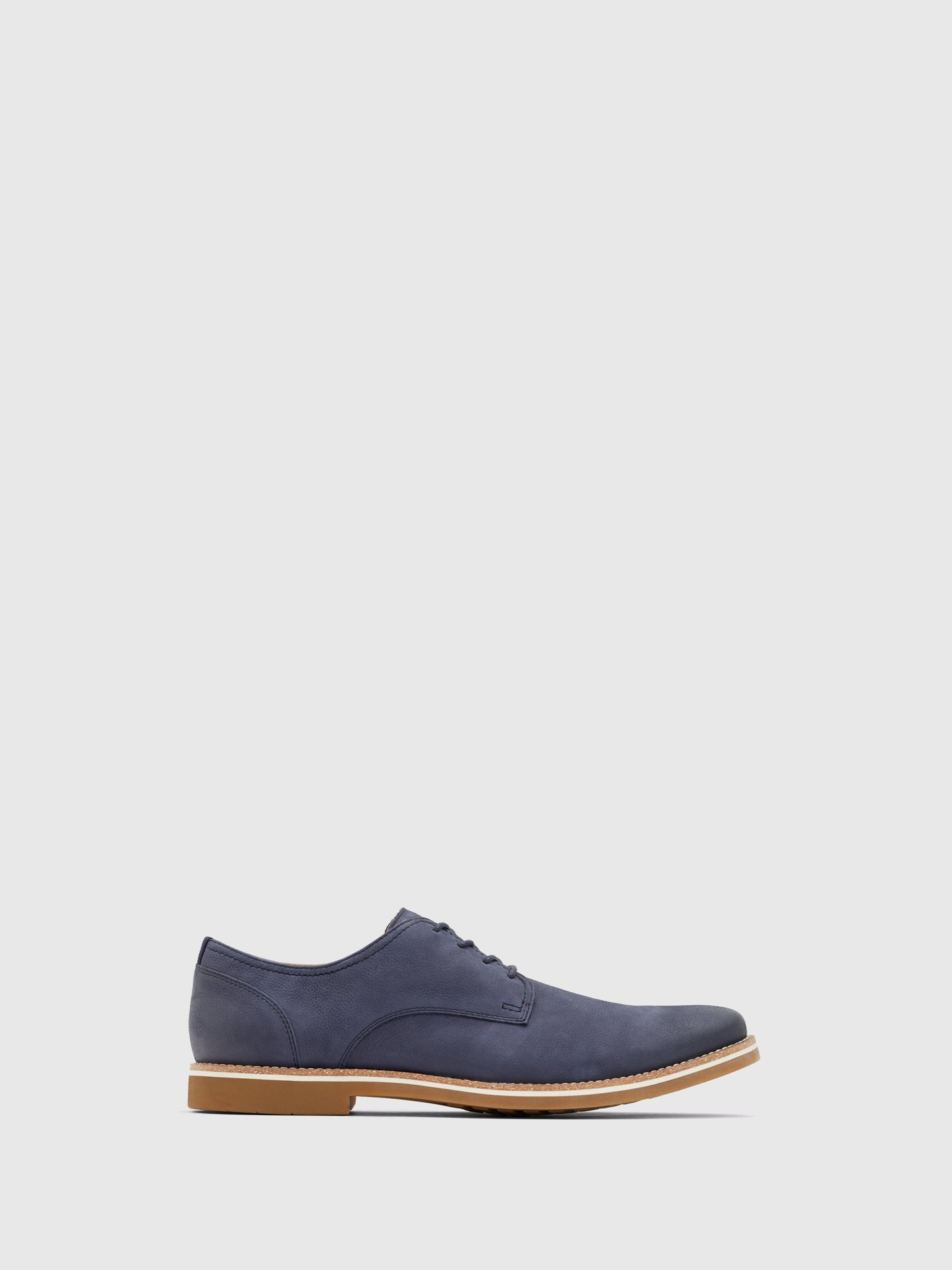 Aldo Blue Lace-up Shoes