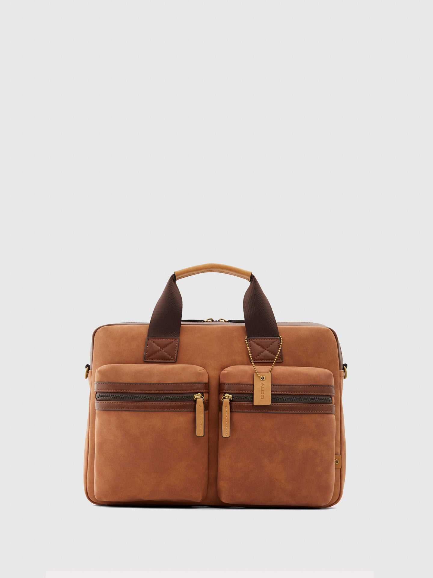 Aldo Brown Briefcase