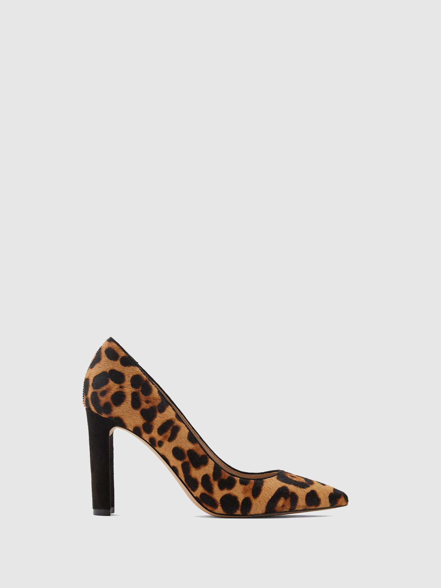 Aldo Brown Black Classic Pumps