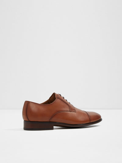 Aldo Brown Derby Shoes