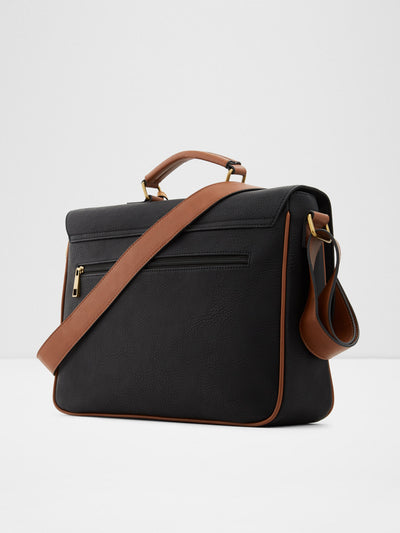 Aldo Black Messenger Bag