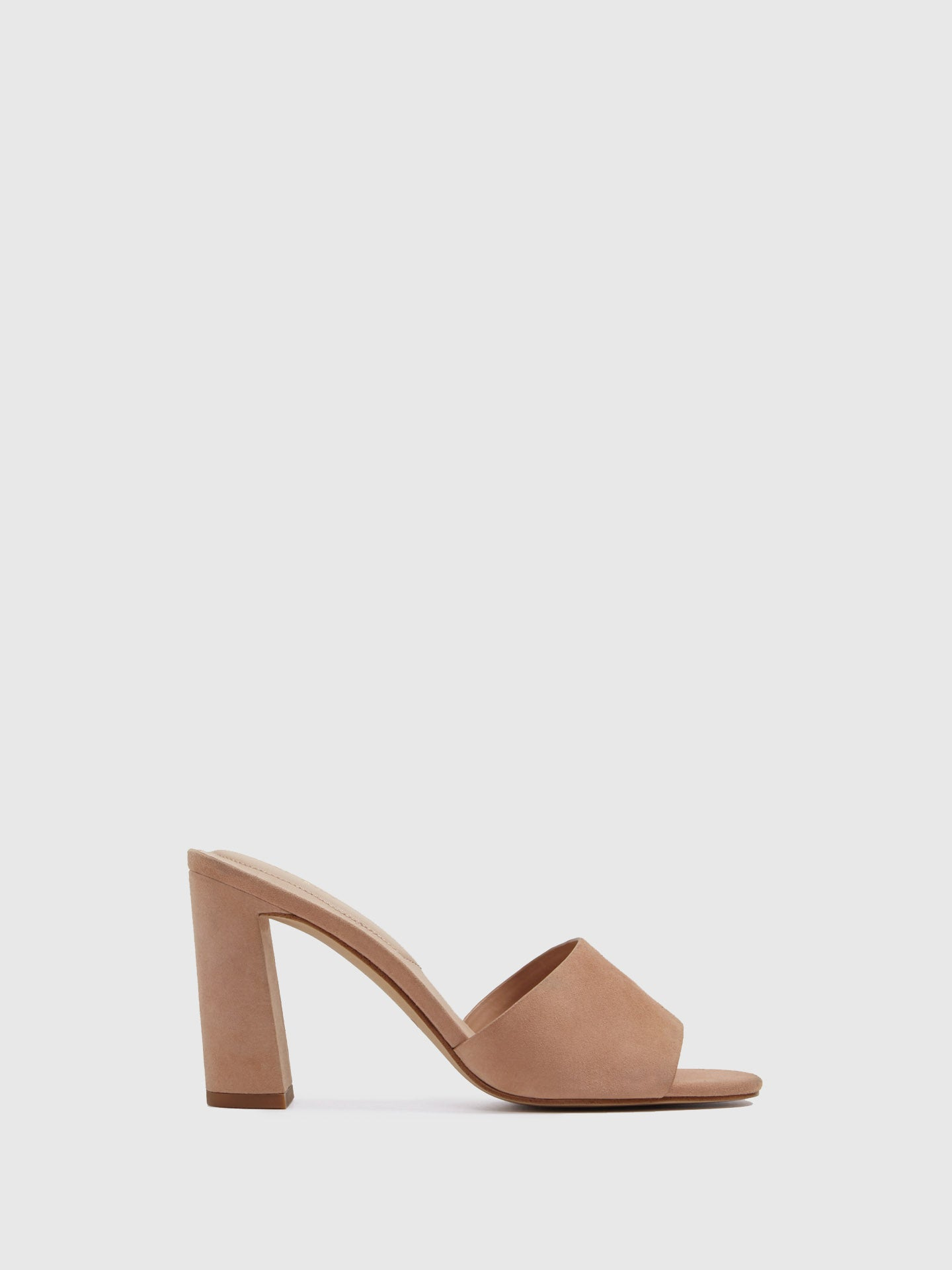 Aldo Brown Open Toe Sandals