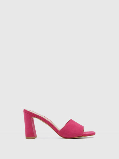 Aldo HotPink Open Toe Sandals