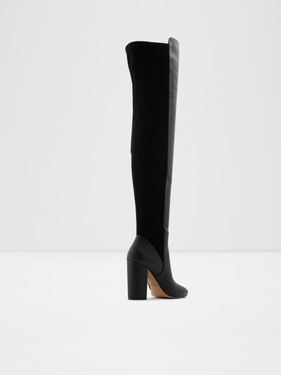 Aldo Black Over the Knee