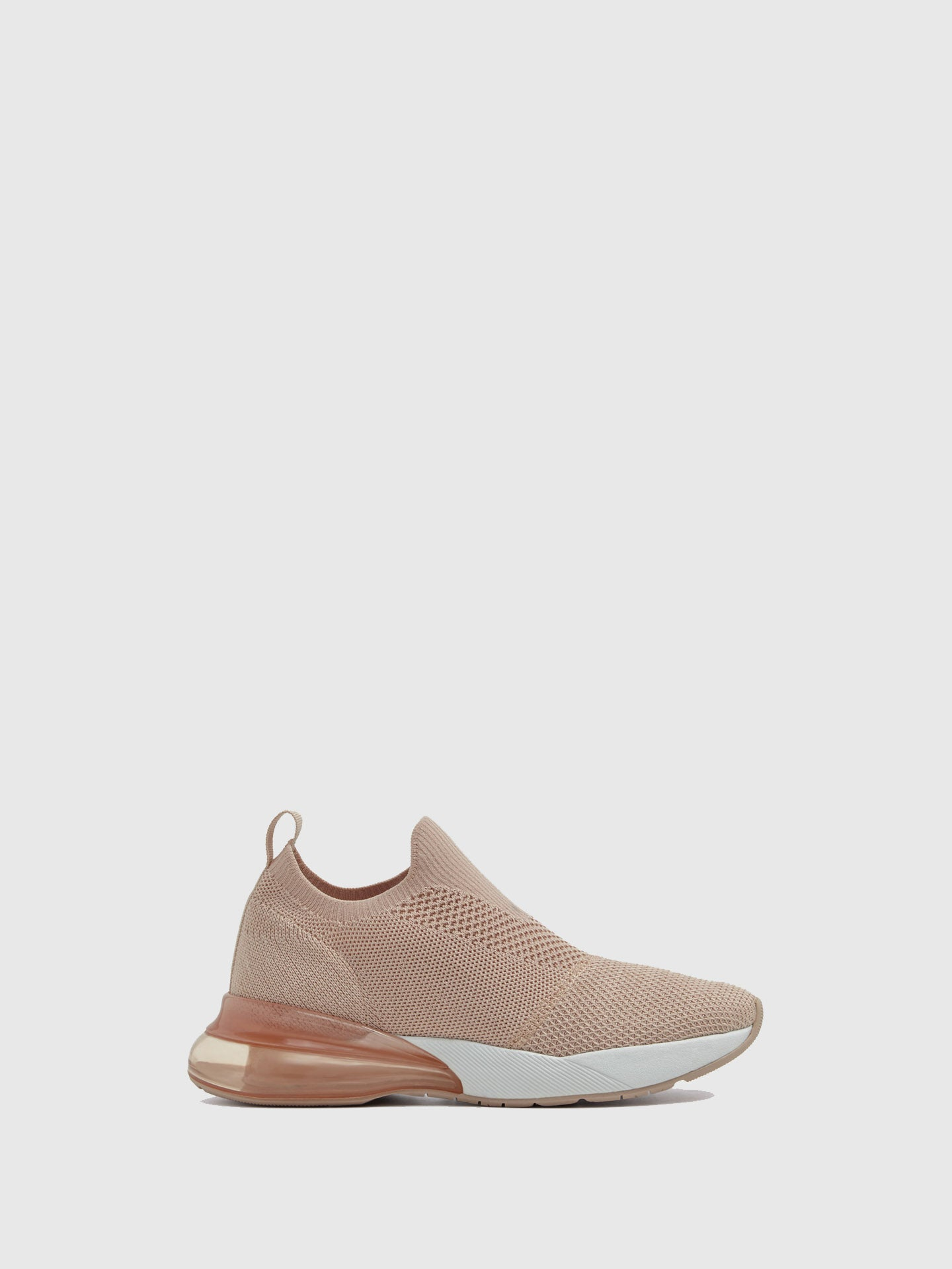 Aldo LightPink Slip-on Trainers