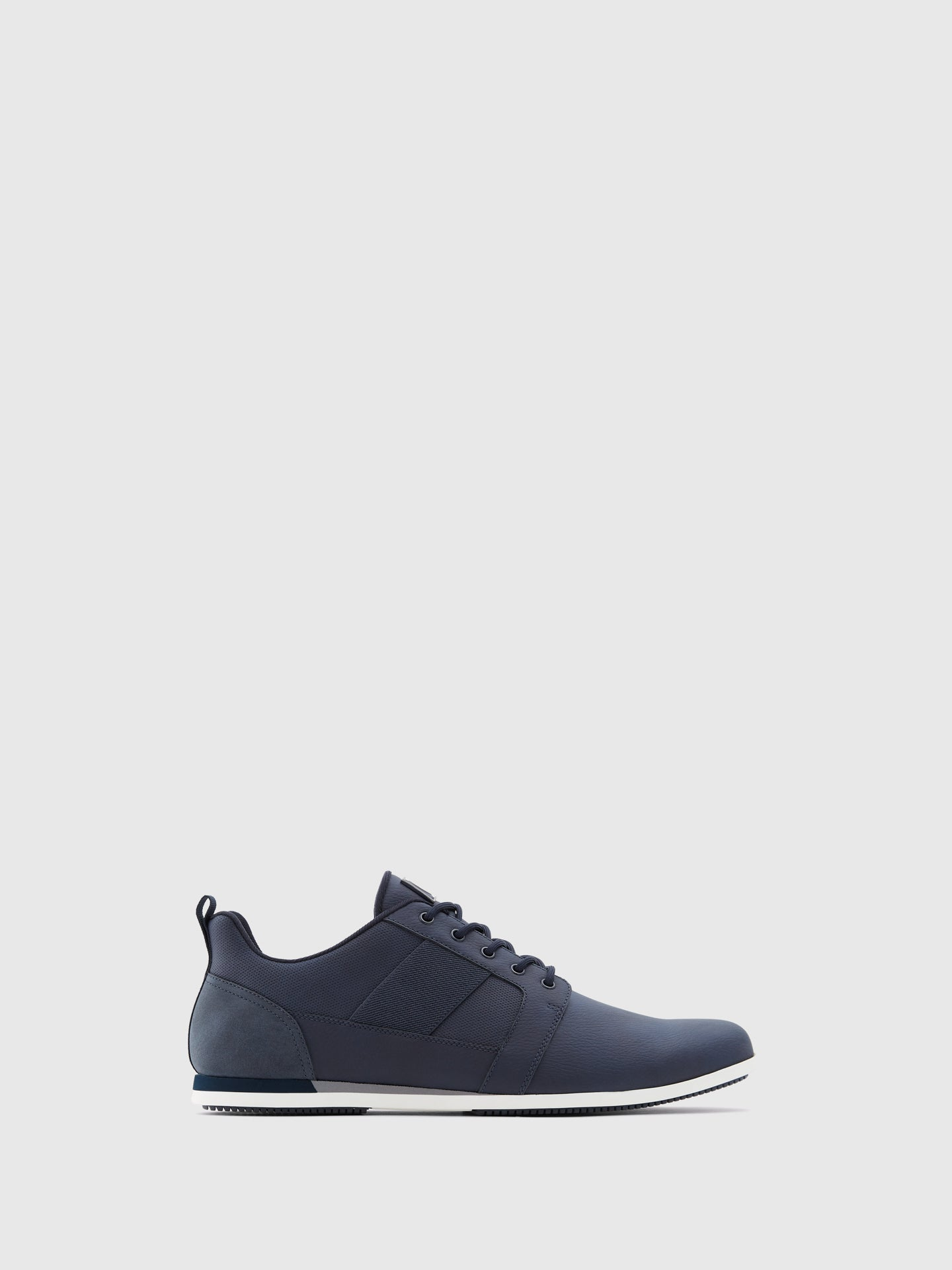 Aldo Blue Lace-up Trainers