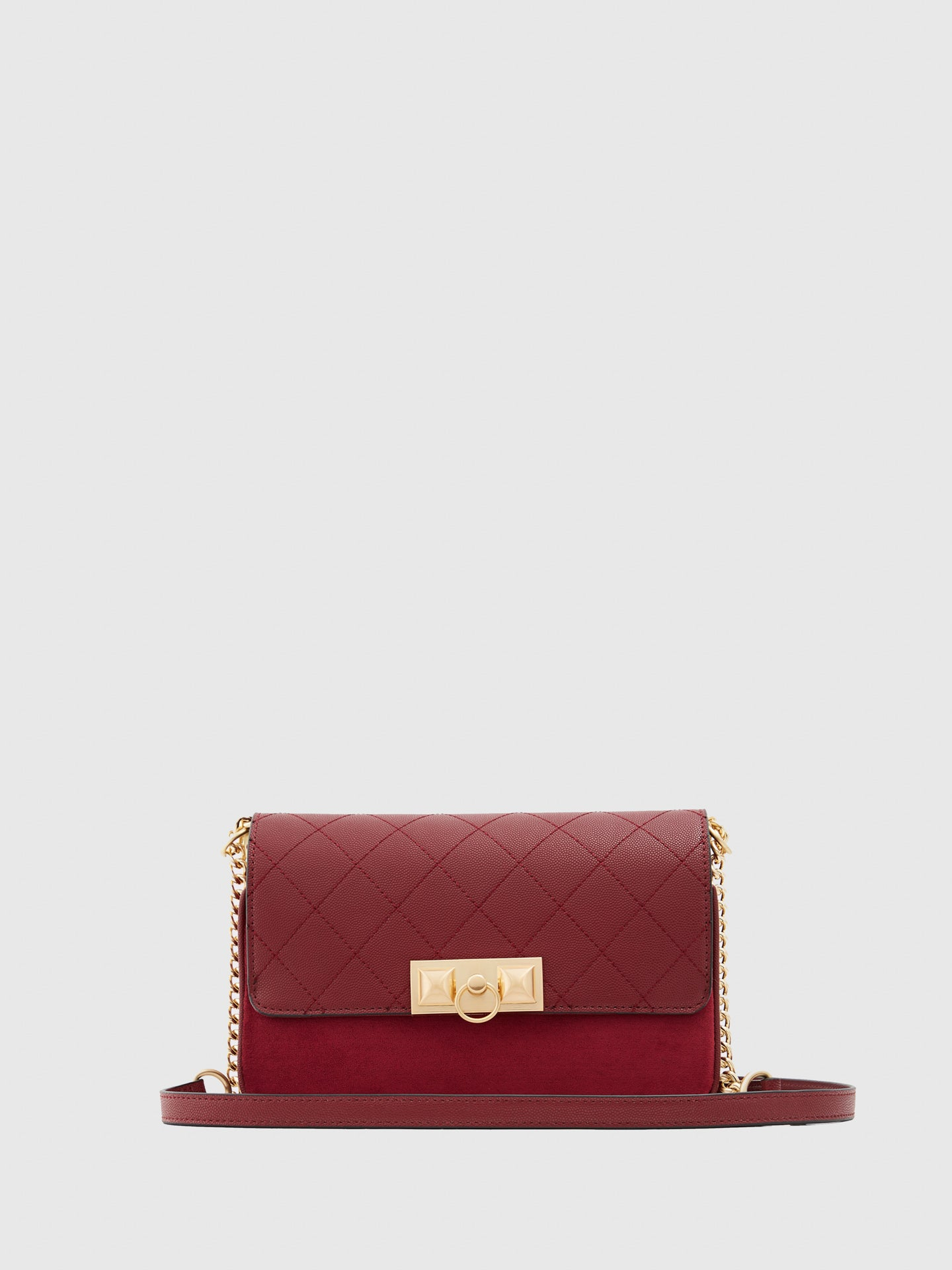 Aldo Red Crossbody Bag