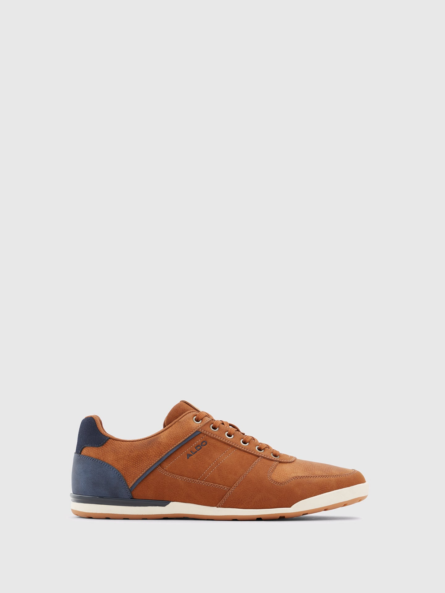 Aldo Brown Lace-up Trainers