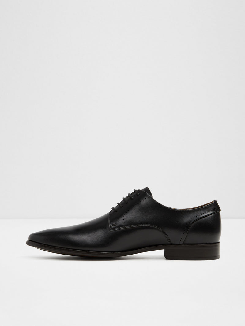 Aldo Black Lace-up Shoes