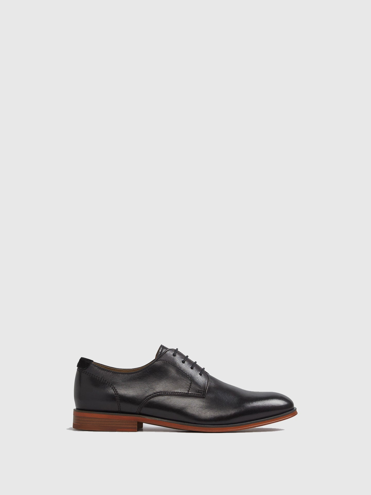 Aldo Black Derby Shoes