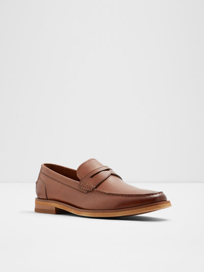 Aldo Brown Loafers Shoes