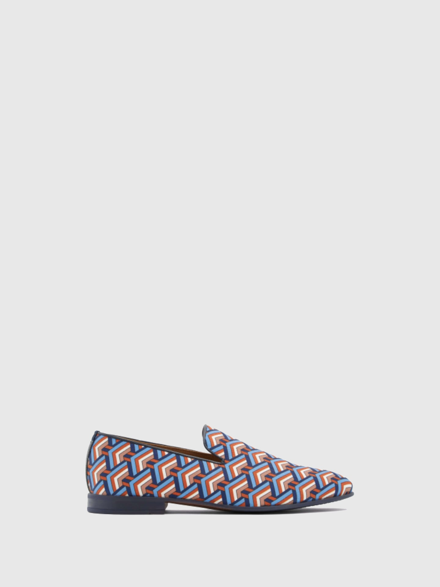 Aldo Multicolor Loafers Shoes