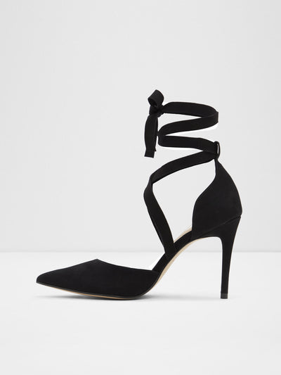 Aldo Black Stiletto Shoes