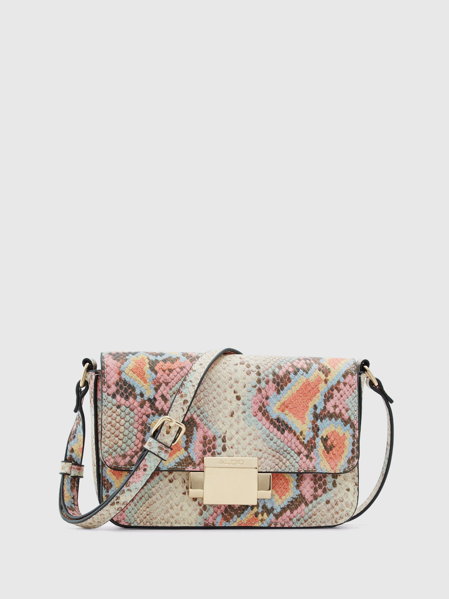 Aldo Multicolor Crossbody Bag