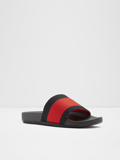 Aldo Black Open Toe Sandals