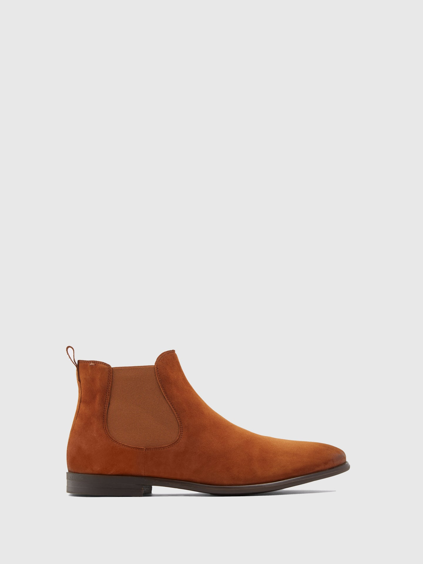 Aldo Brown Chelsea Ankle Boots