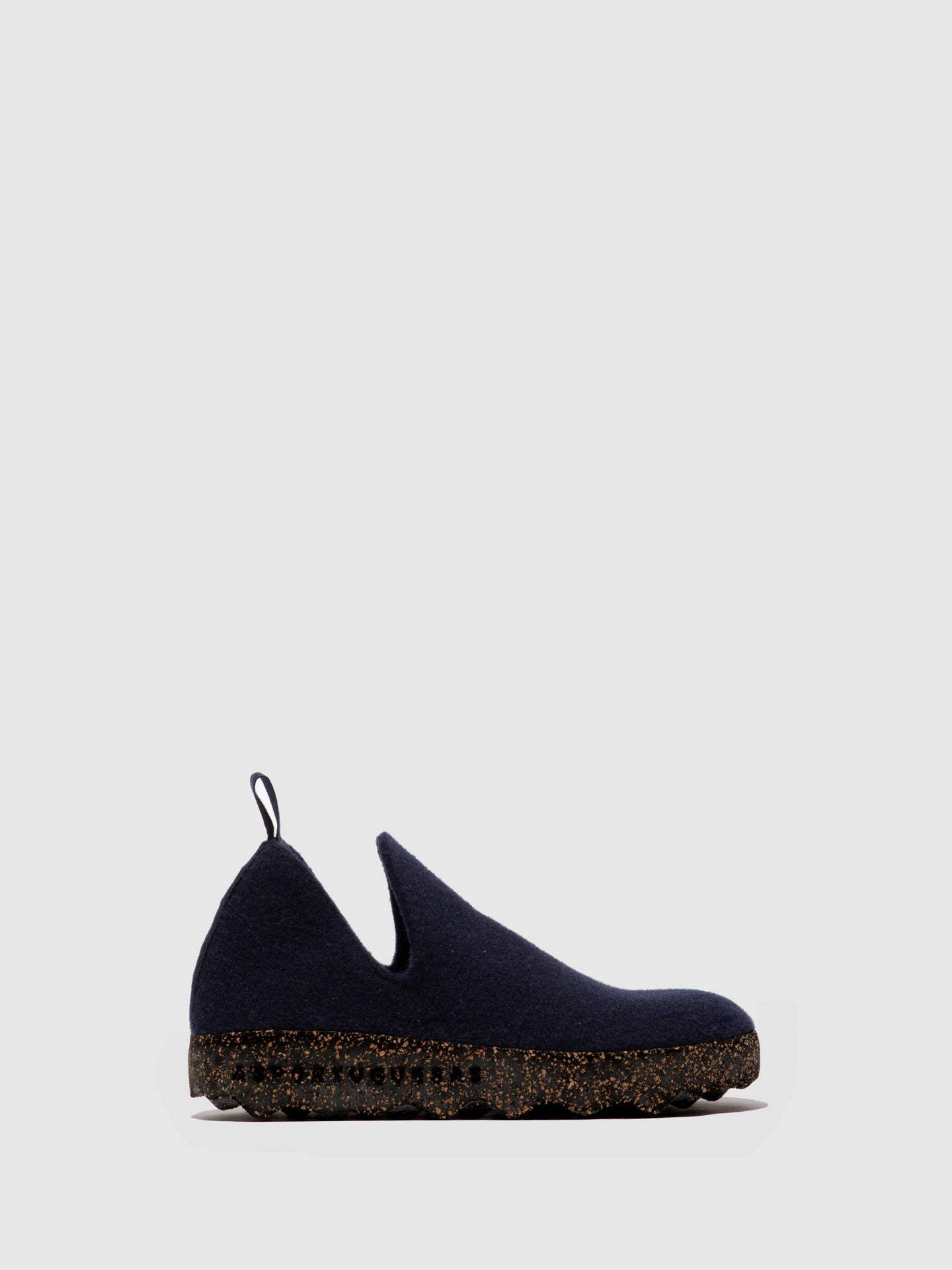 ASPORTUGUESAS Slip-on Shoes CITY L Navy
