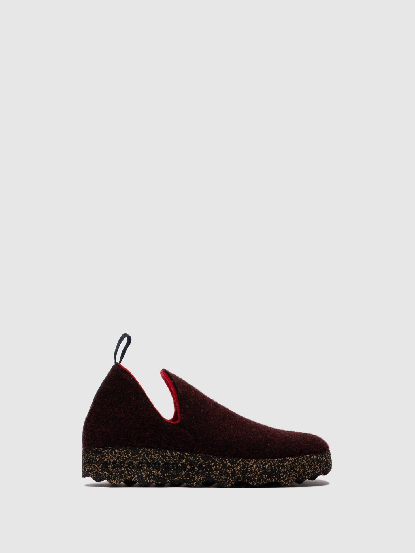 ASPORTUGUESAS Slip-on Shoes CITY L Merlot