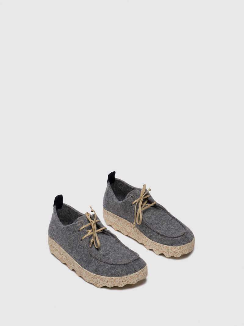 Lace-up Shoes CHAT L Concrete