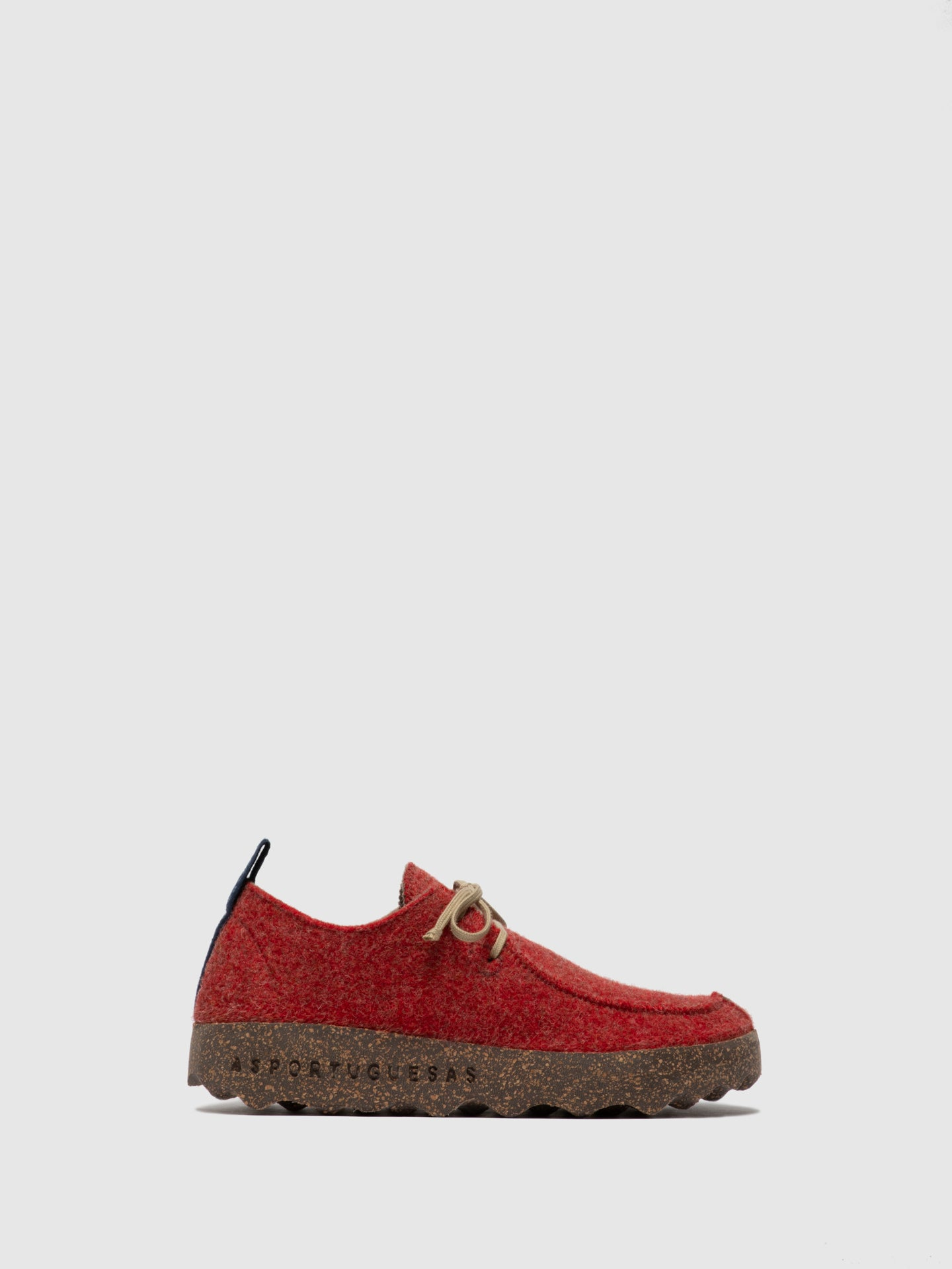 ASPORTUGUESAS Lace-up Shoes CHAT L Red