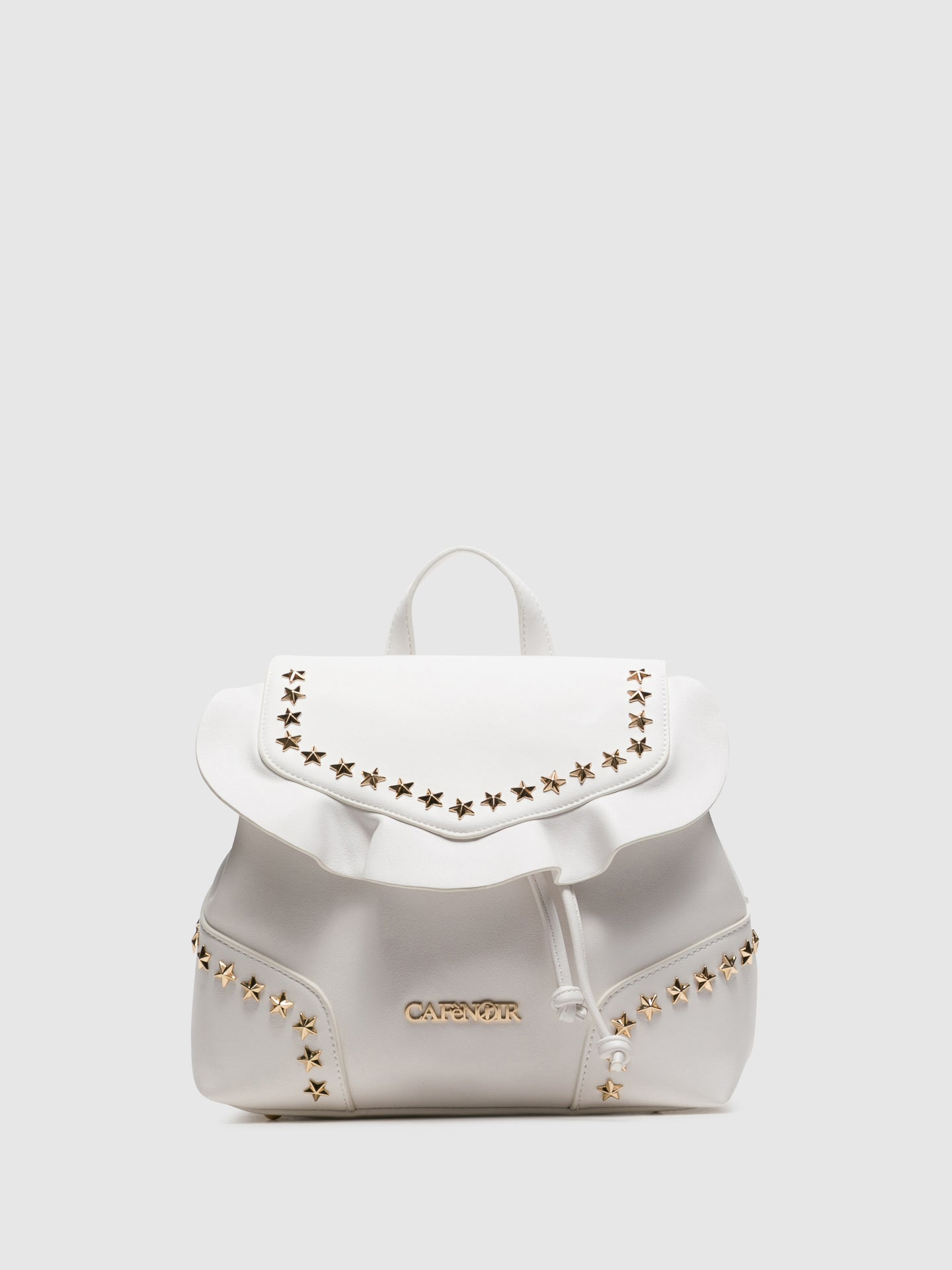 Cafè Noir White Crossbody Bag