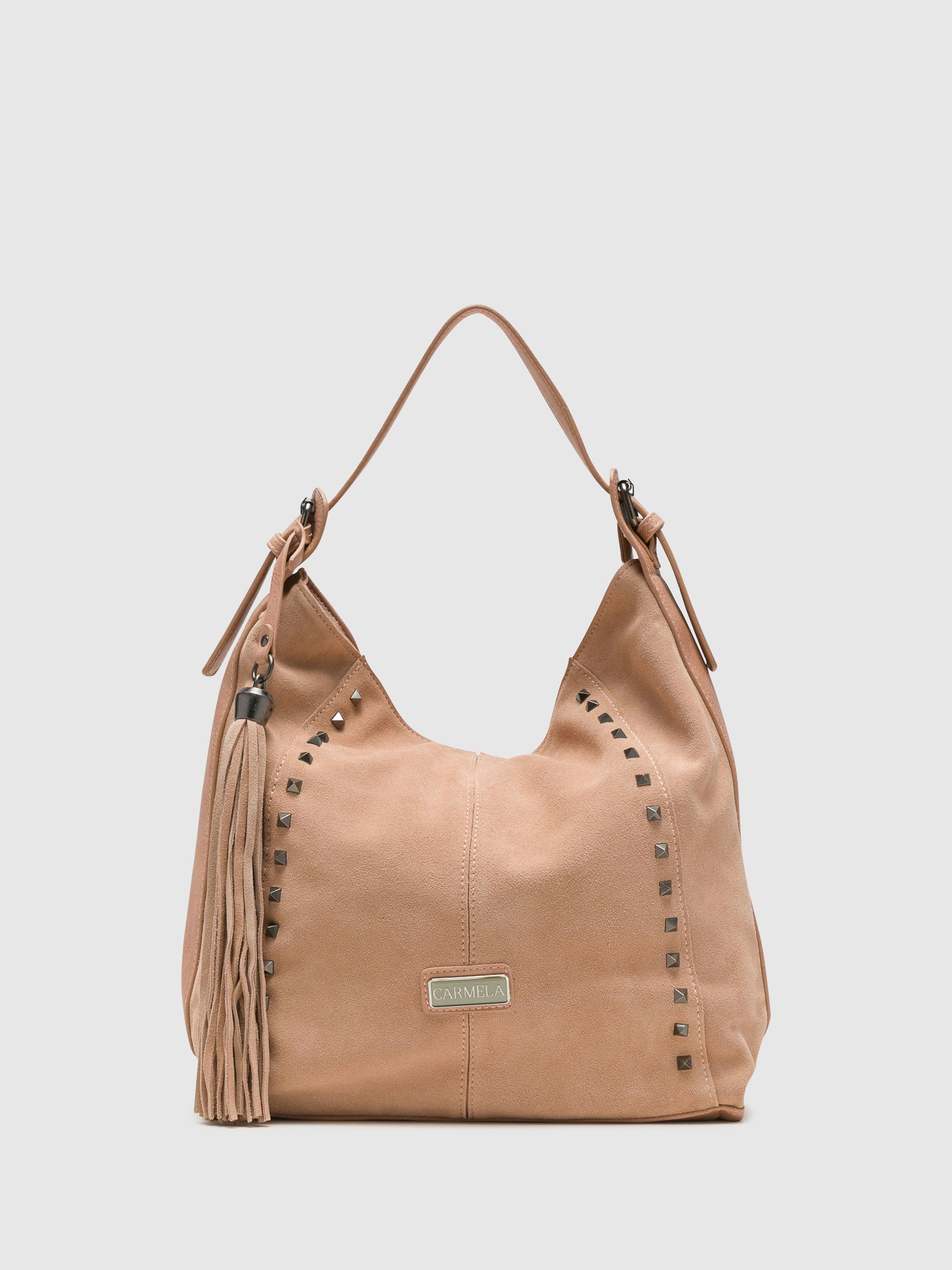 Carmela Pink Shoulder Bag
