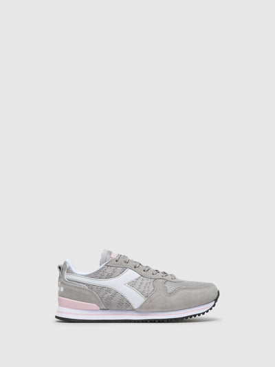 Diadora Gray Runners Trainers