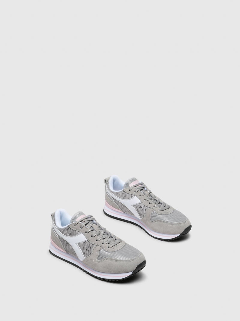 Gray Runners Trainers