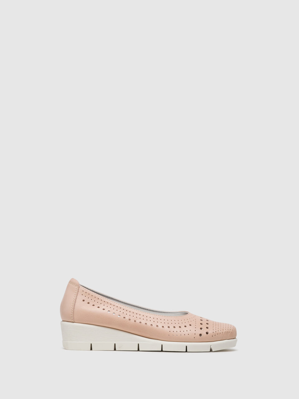 The Flexx LightPink Wedge Shoes
