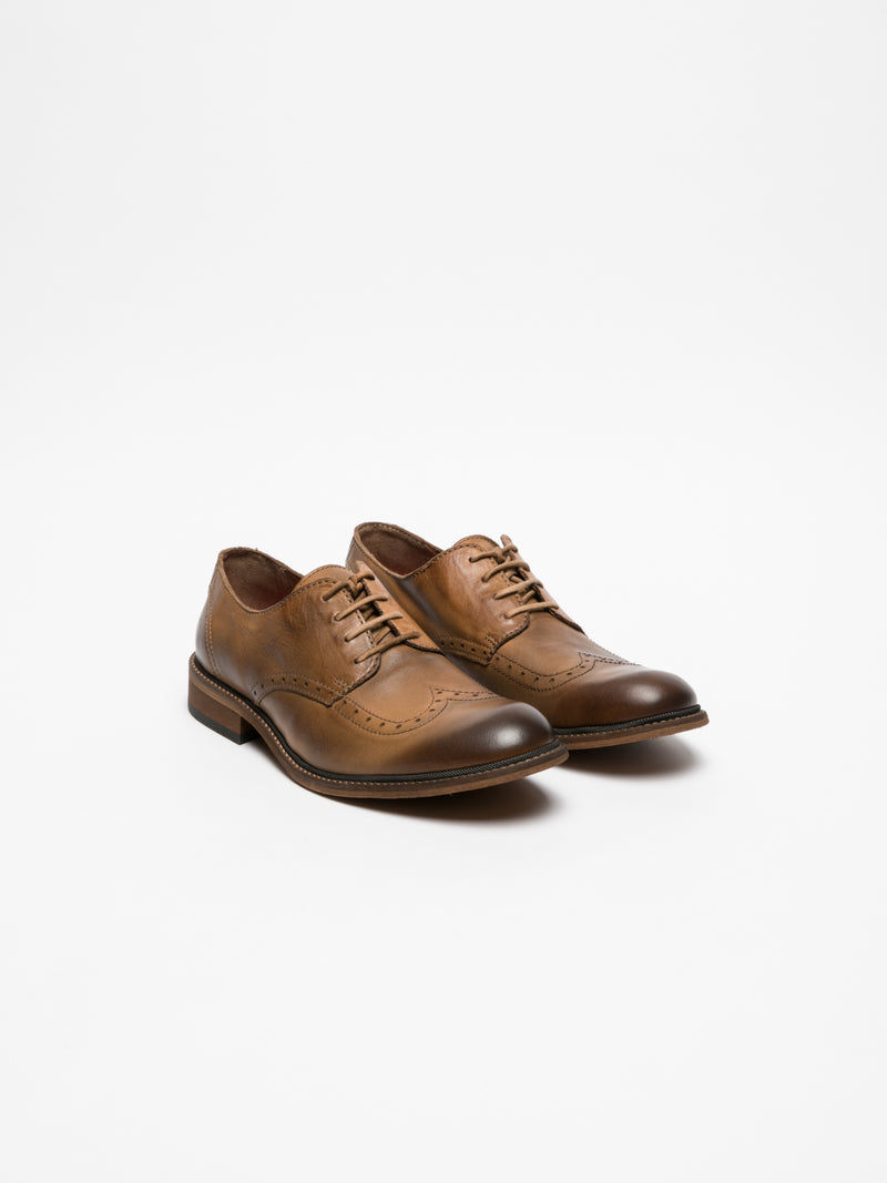 Fly London Sienna Derby Shoes