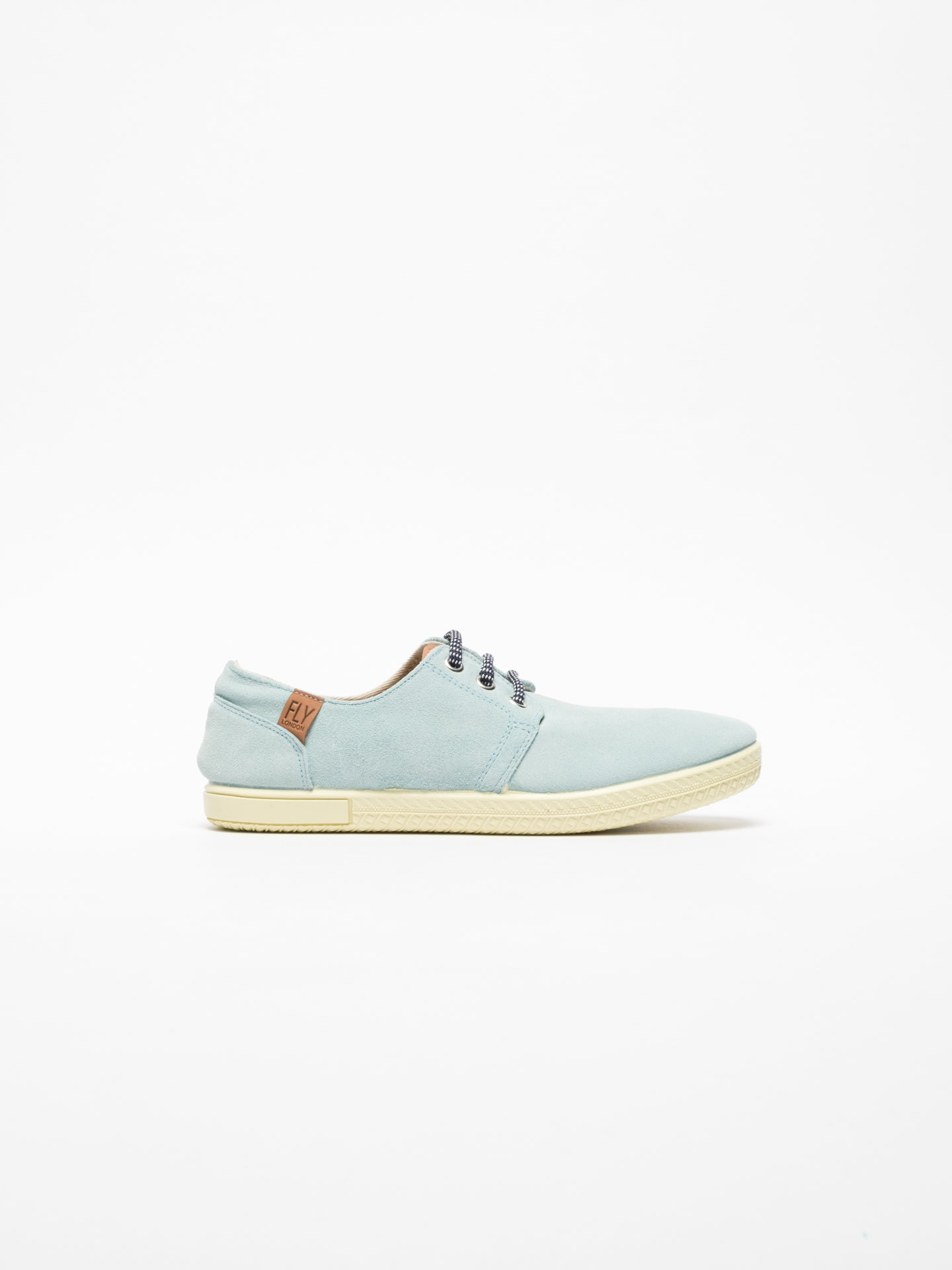 Fly London LightBlue Lace-up Trainers