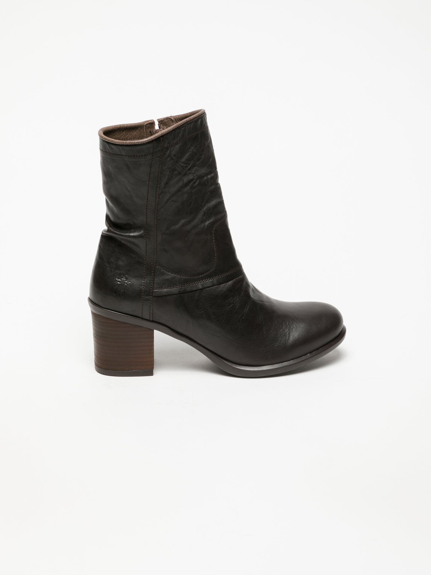 Fly London Sienna Zip Up Ankle Boots