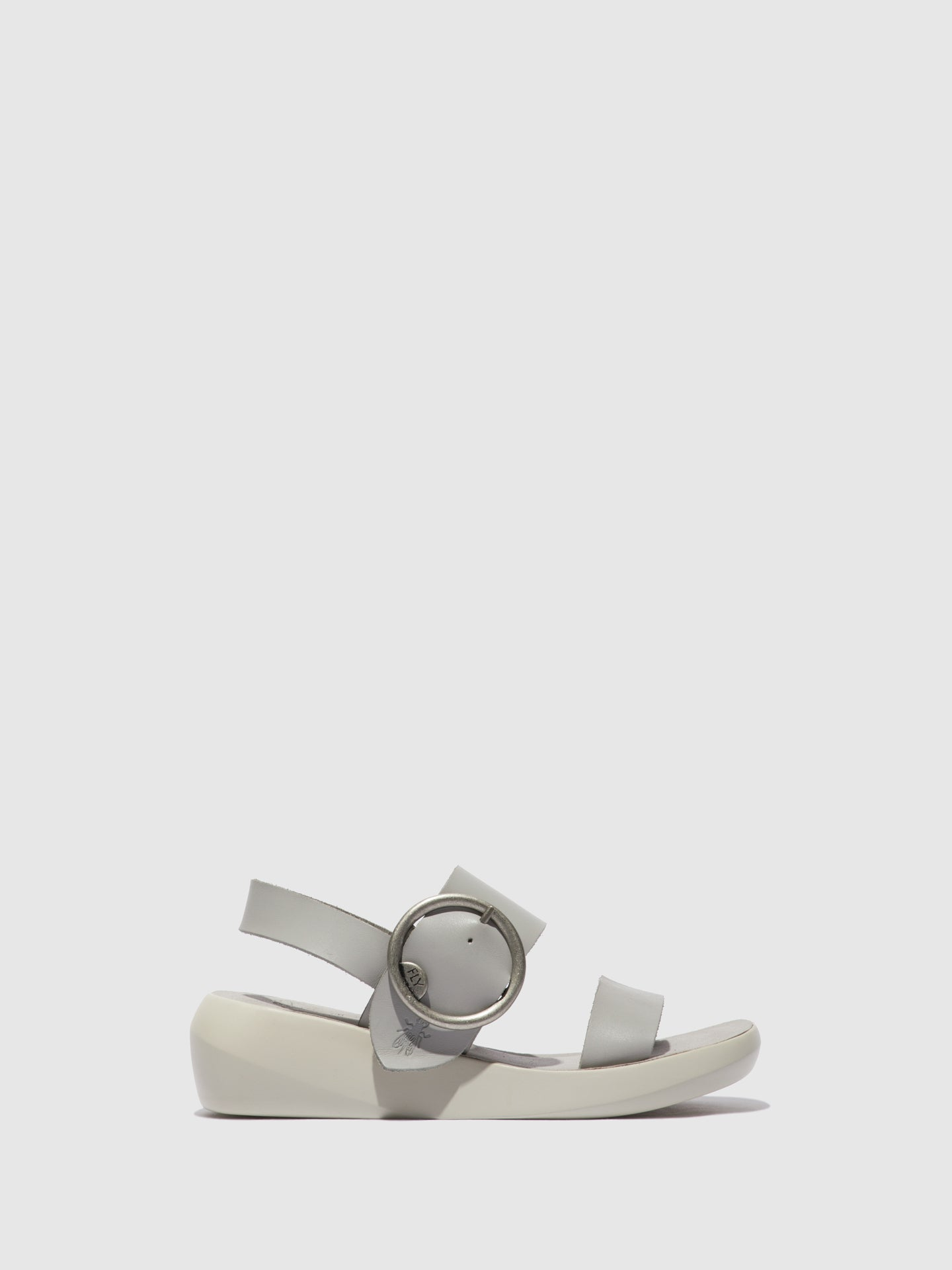 Fly London Buckle Sandals BANI739FLY BROOKLYN CLOUD
