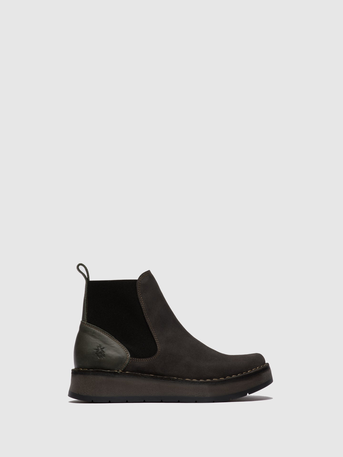 Fly London Chelsea Ankle Boots RAYA052FLY OILSUEDE/RUG DIESEL
