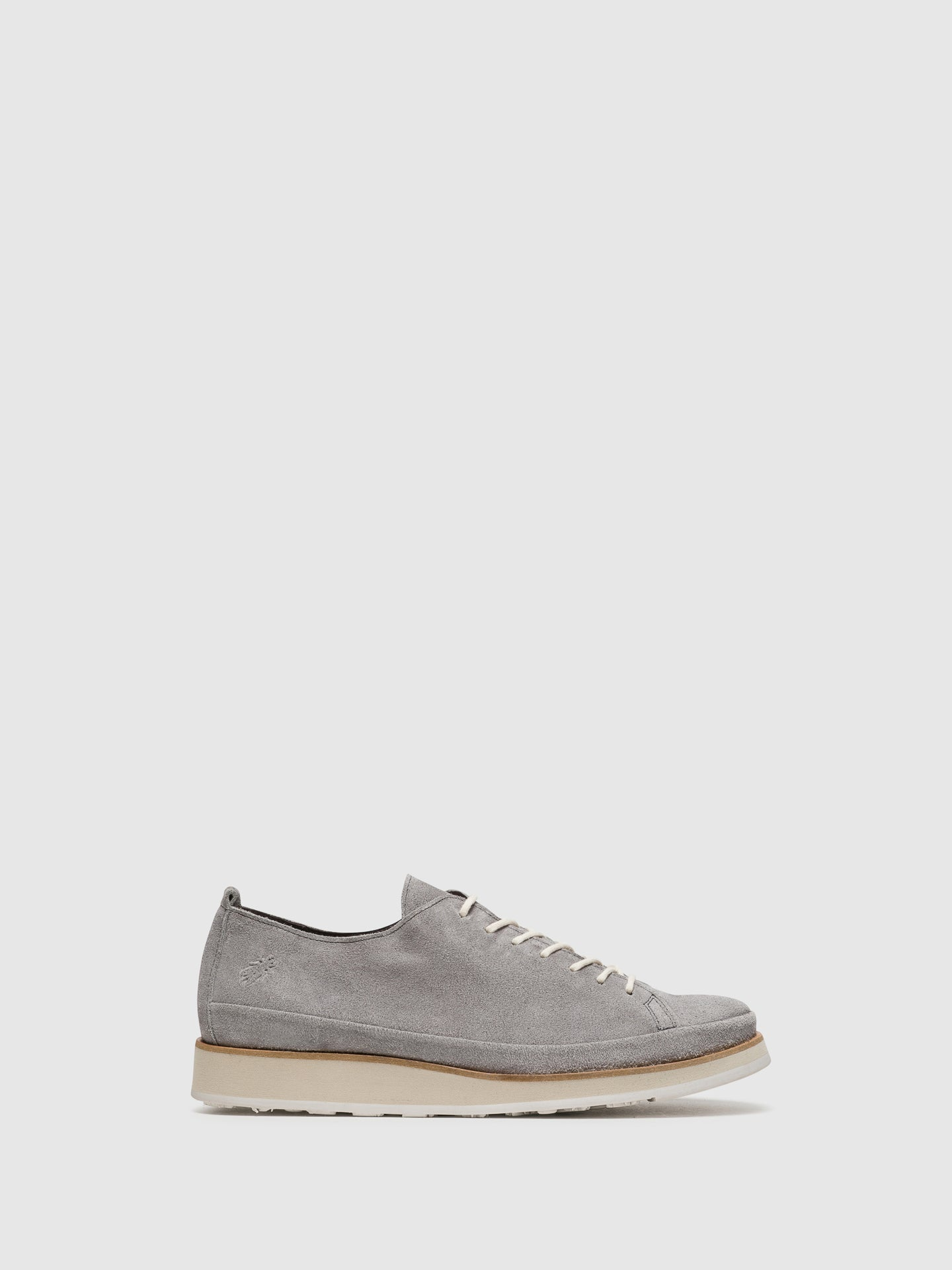 Fly London Gray Lace-up Shoes