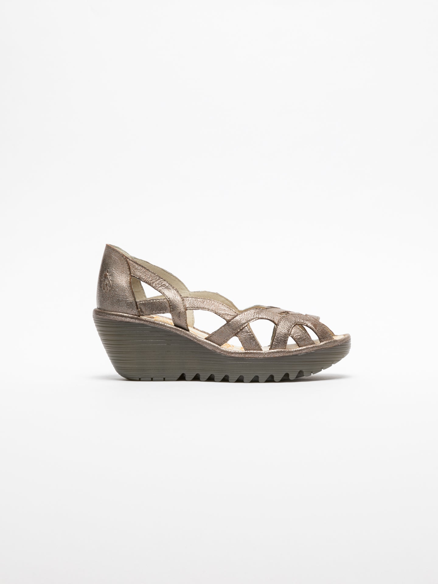 Fly London Peru Wedge Sandals