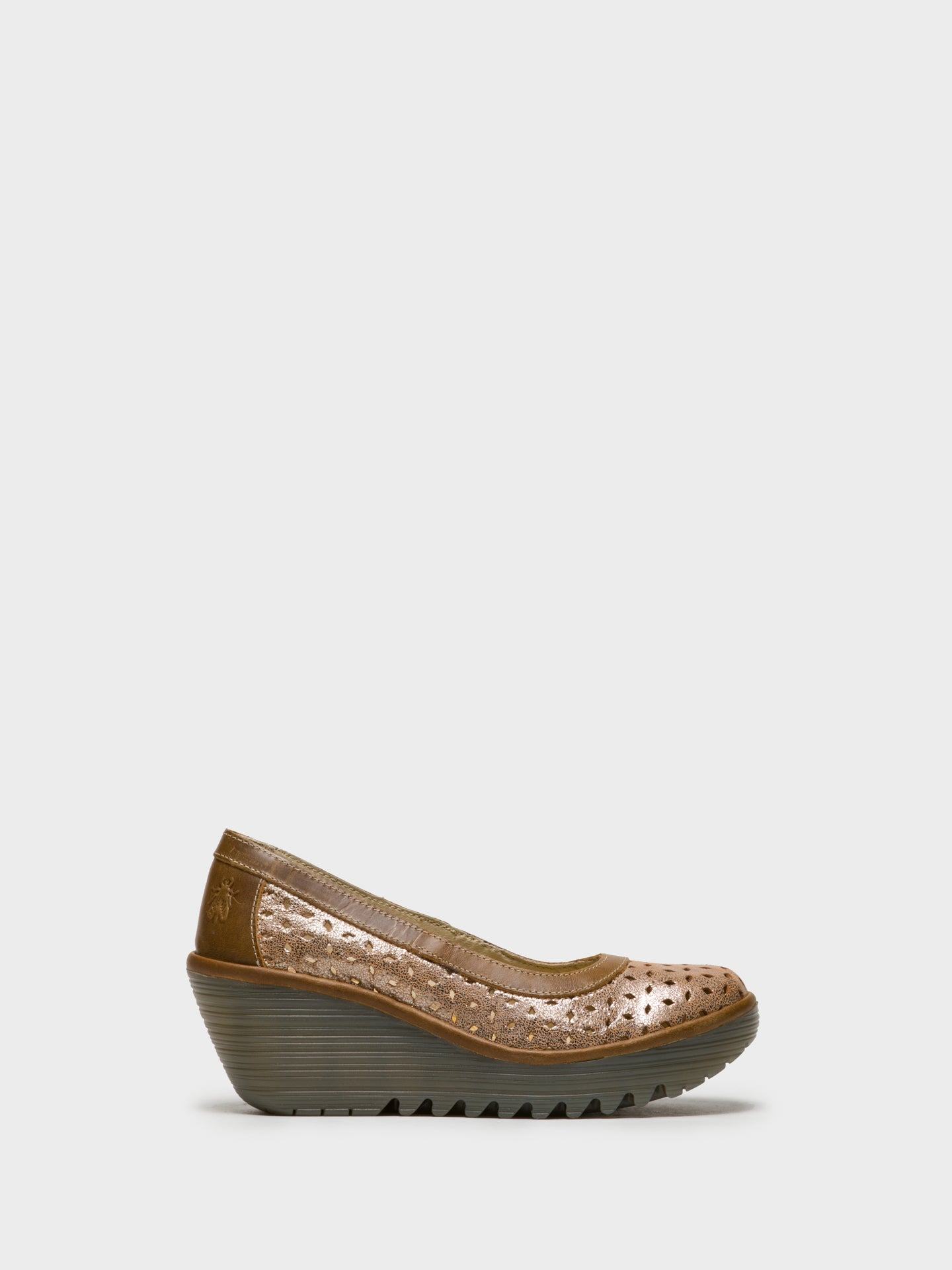 Fly London Peru Wedge Shoes