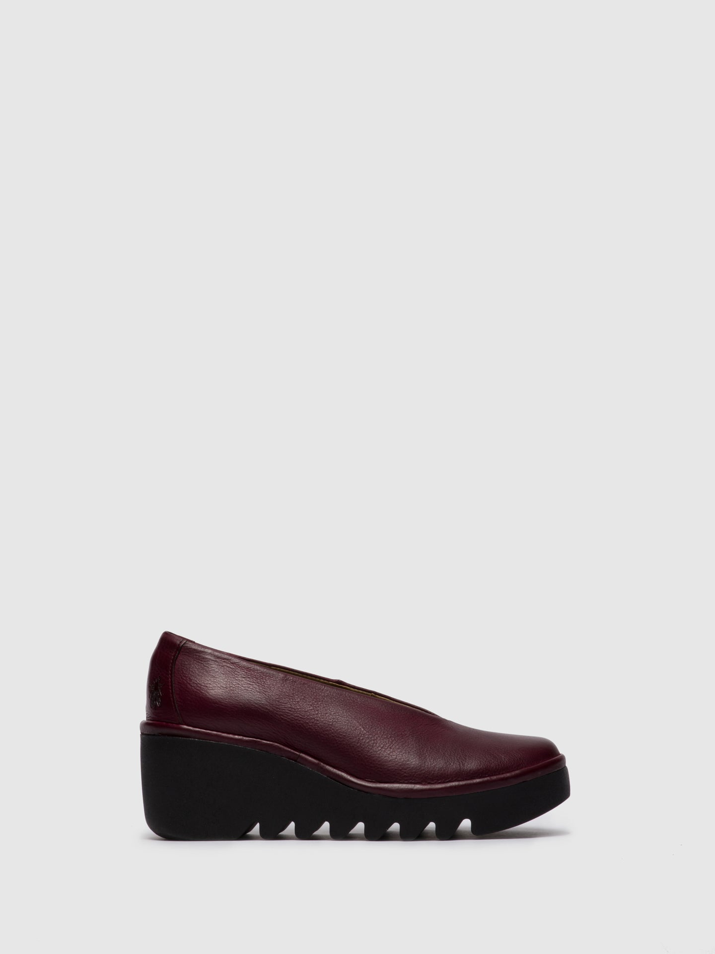 Fly London Slip-on Shoes BESO246FLY VERONA WINE