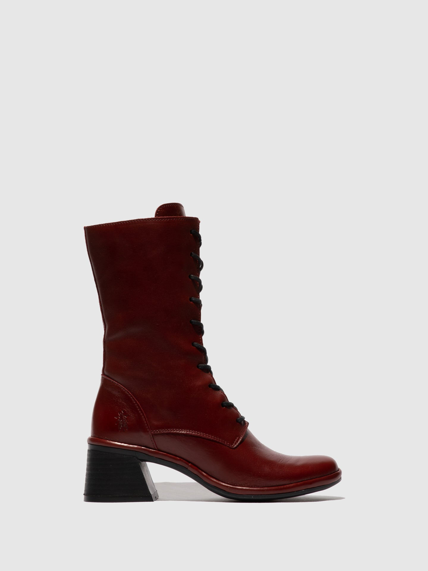 Fly London Lace-up Boots LUKE525FLY COLUMBIA RED