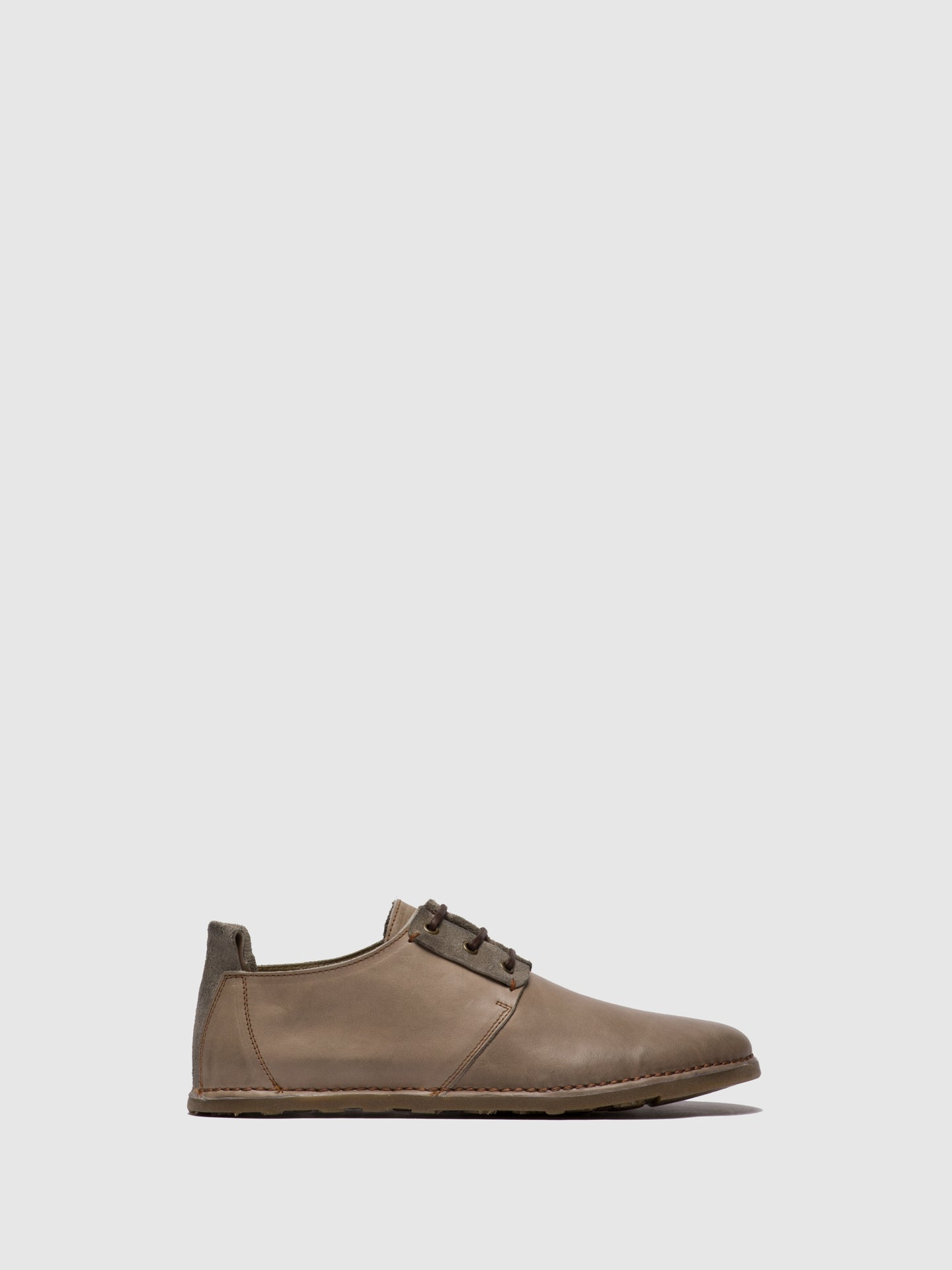 Fly London Wheat Lace-up Shoes