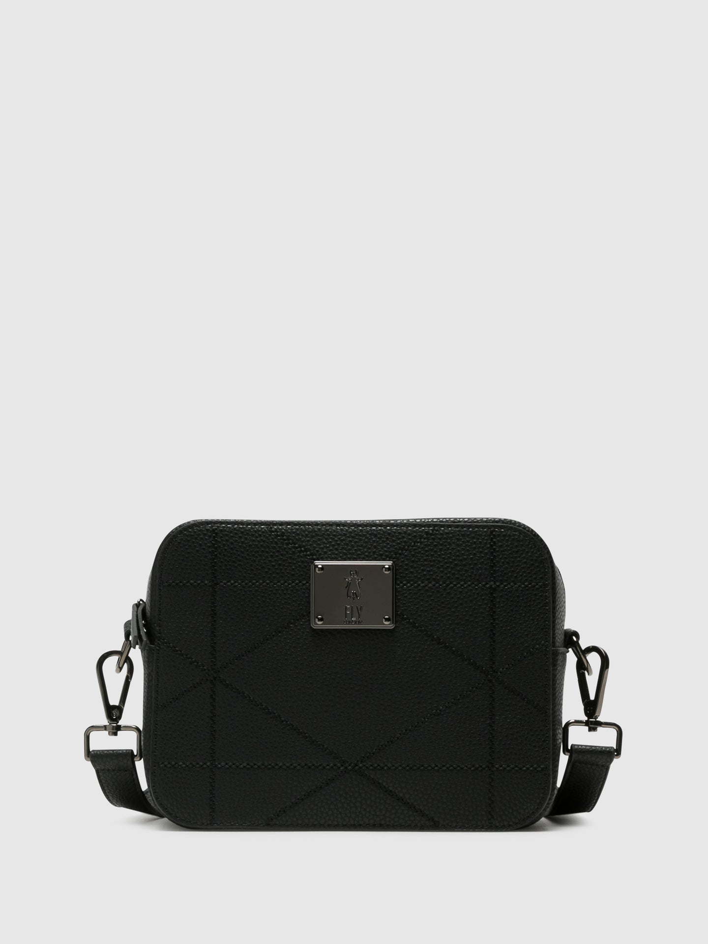 Fly London Black Crossbody Bags
